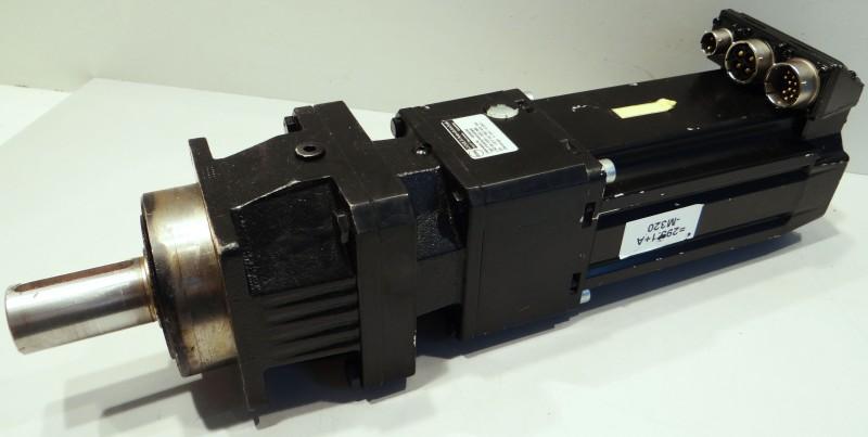 Allen Bradley Servo Motor Mpl B420p Mk24aa St Ber