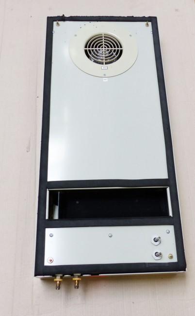rittal sk 3247000 sk3247000 luft wasser w rmetauscher used ebay. Black Bedroom Furniture Sets. Home Design Ideas