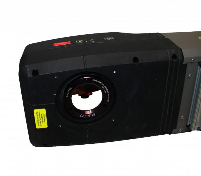 synrad fenix ii co2 laser marker gebraucht used ebay. Black Bedroom Furniture Sets. Home Design Ideas